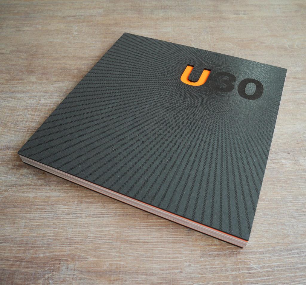 Jubileumboek U30 cover